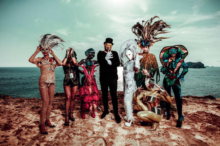 Claptone | The Masquerade | Pacha