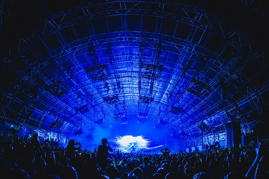 Steel Yard, Eric Prydz by Anthony Mooney