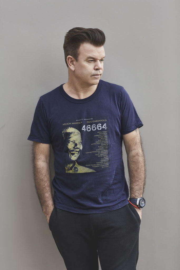 Paul Oakenfold (photo by Scott Ramsay)