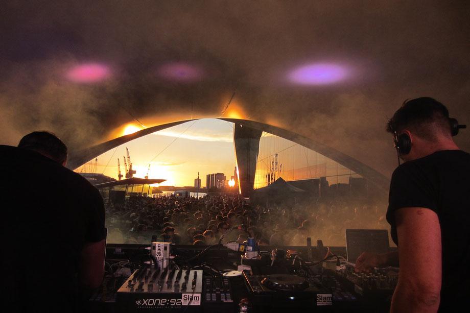 Riverside Festival | Slam