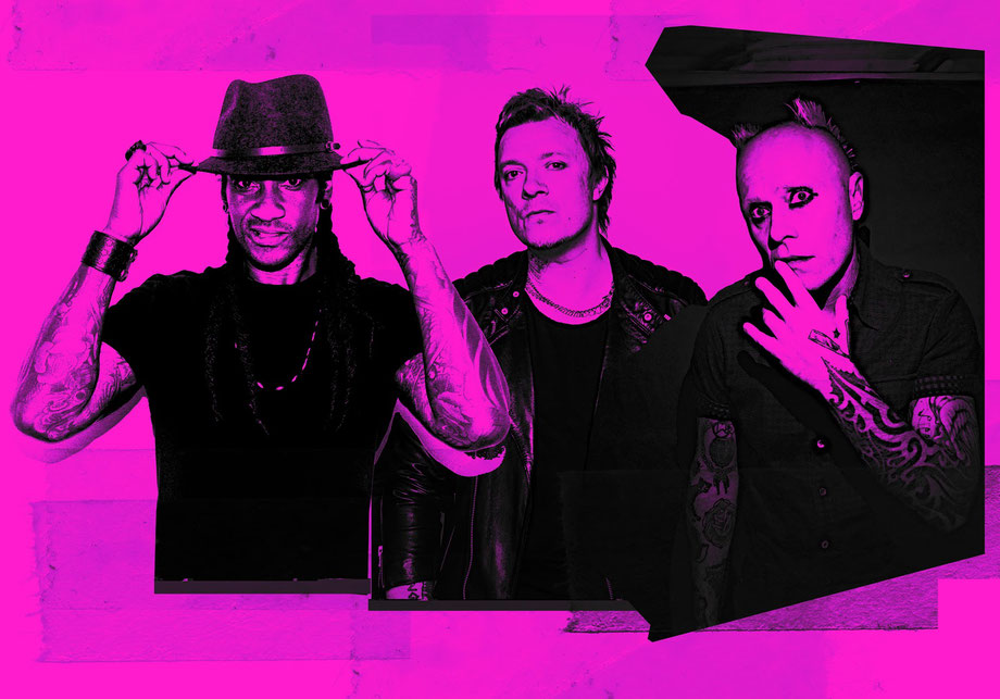 The Prodigy (credit Matthias Hombauer & The Prodigy)