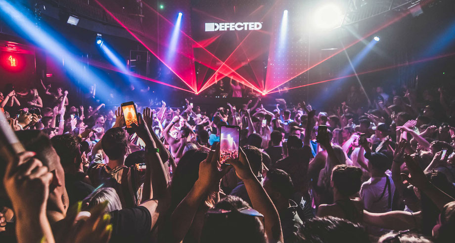 Defected (Image By Elliot Young)