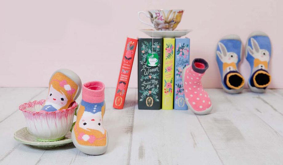 Kinderkleidung, Socken, Gewinnspiel