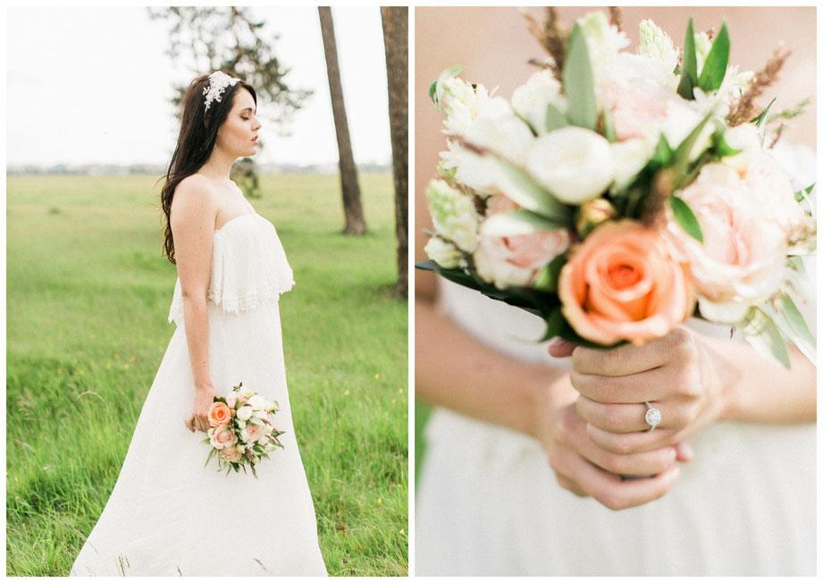 Brauthaarschmuck Hochzeit Spitzenhaarschmuck Hochzeitinspiration Pastell Sommer Braut Brautkopfschmuck Braut Haarschmuck Kopfschmuck
