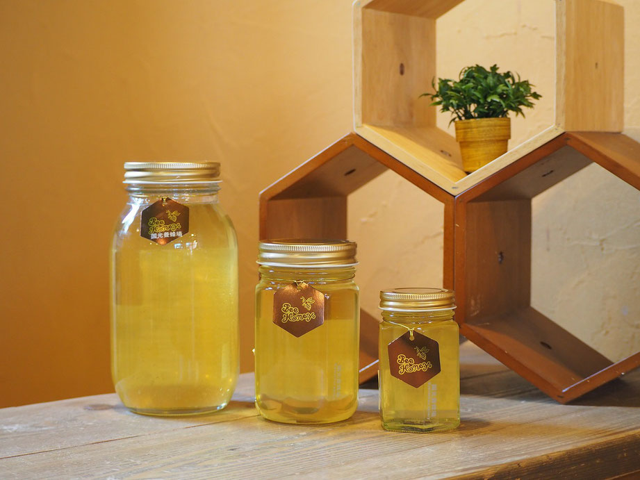 【国産純粋】国光養蜂場 れんげ/菜の花はちみつ,Bee Honeyオンラインショップ
