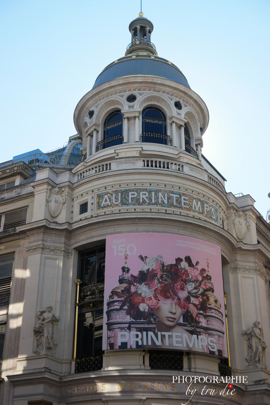 Bild: Grand Magasins du Printemps, Paris