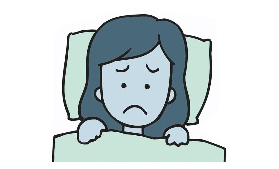 睡眠の質 劣悪タイプ