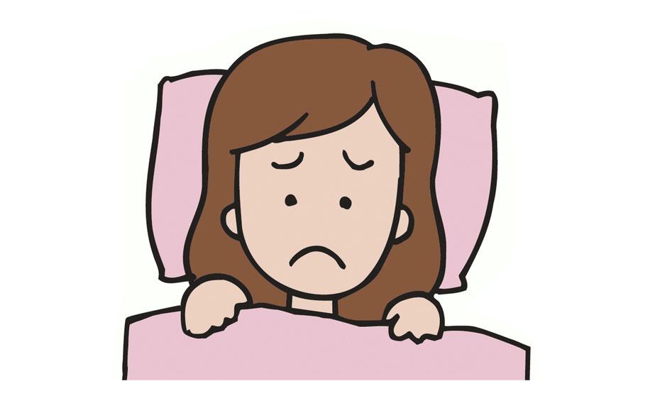 睡眠の質 低下タイプ