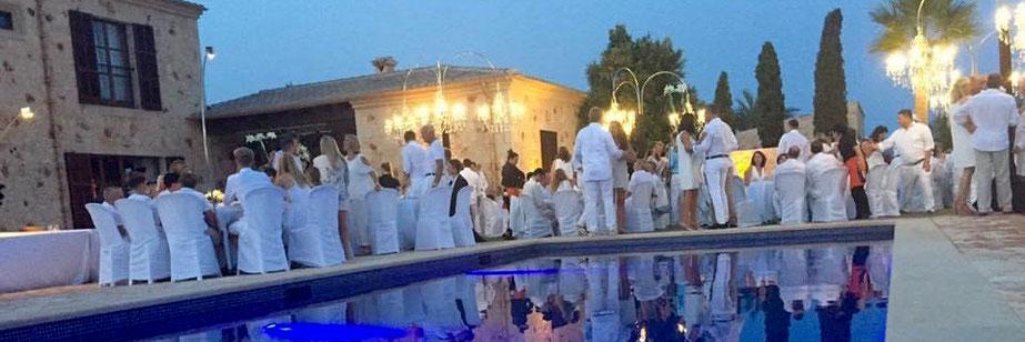 Catering, Hochzeit, Paella, Finca Dinner, Amano Ses Salines Mallorca