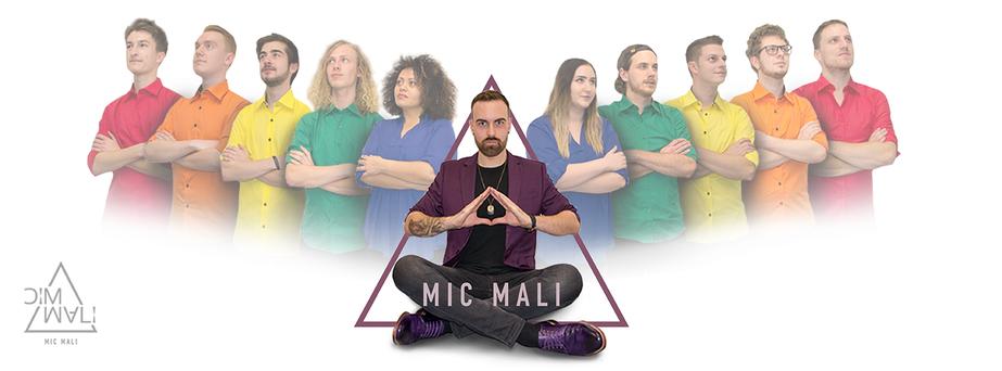 Mic Mali - Musiker der Woche 2 Januar - MusikNah