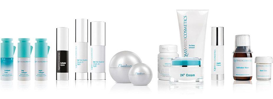 QMS Medi Cosmetics Produkte