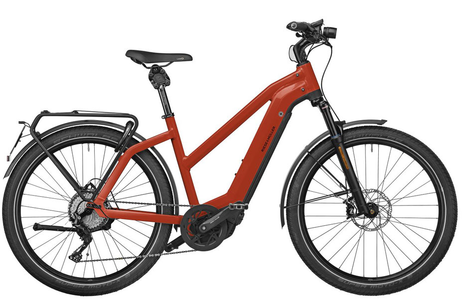 Charger Mixte GT touring HS / electric red metallic / Rahmenhöhe: 49 cm #velo am ostbahnhof #münchen #haidhausen