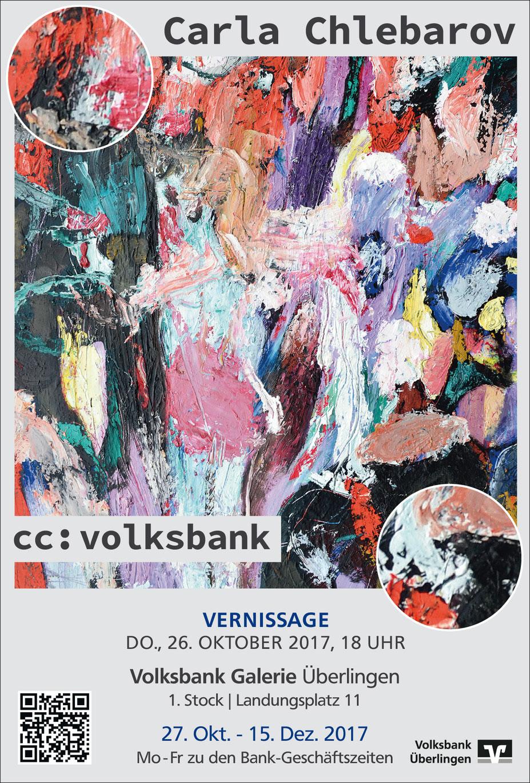 Carla Chlebarov - Volksbank Überlingen 2017