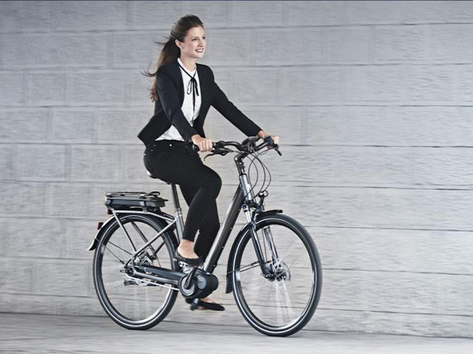 vélo électrique peugeot pour femme