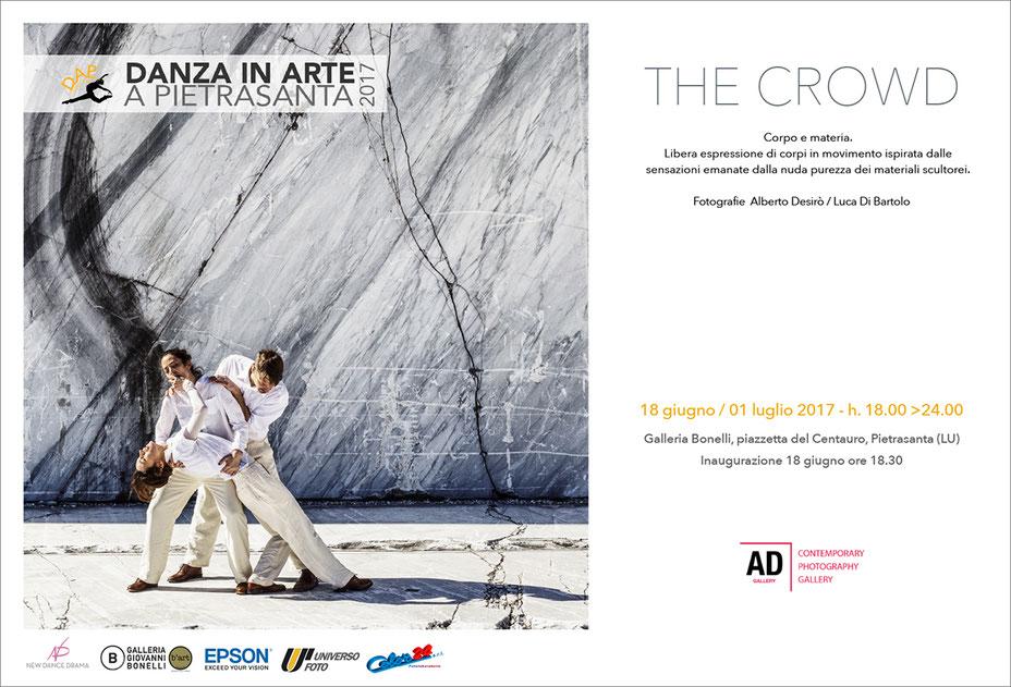 The crowd - mostra fotografica di Alberto Desirò e Luca Di Bartolo