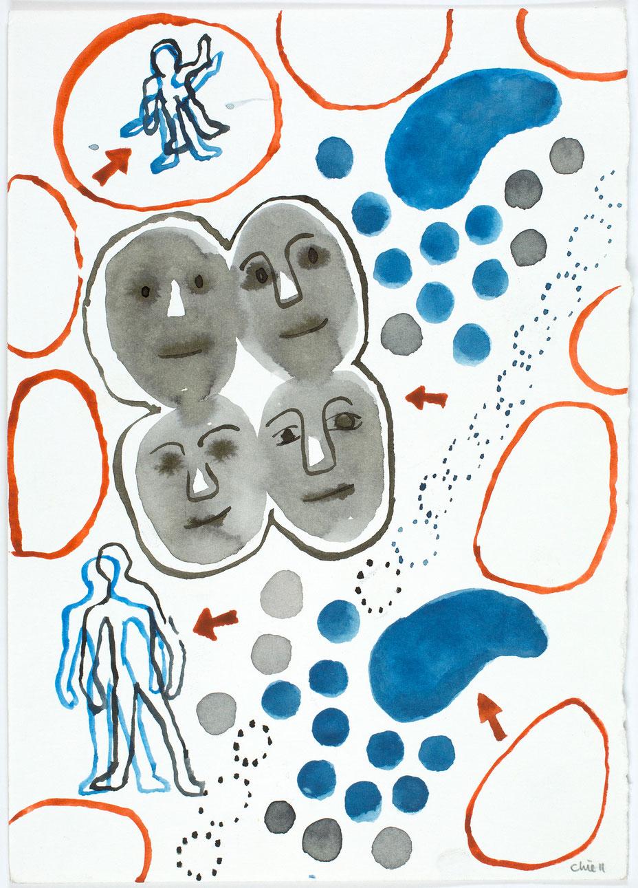 Thean Chie Chan kaufen Kunstwerk Original art work