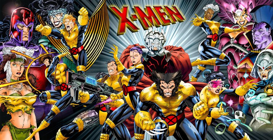 X-Men - Super heróis e lições para empreendedores, startups
