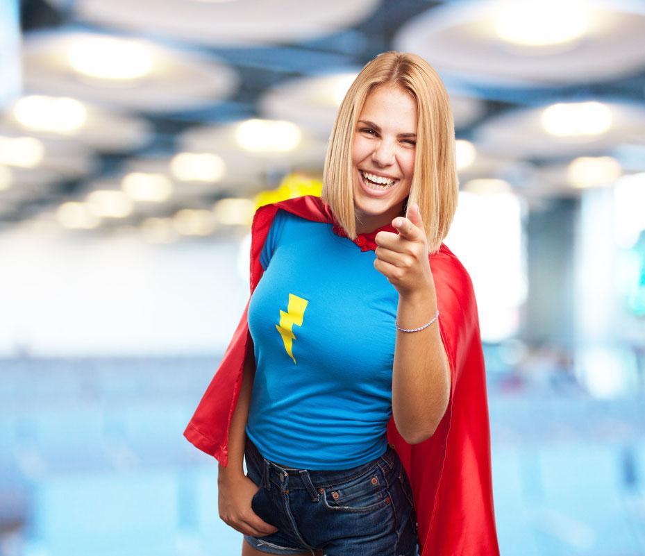 Licões dos super heróis para empreendedores e startups