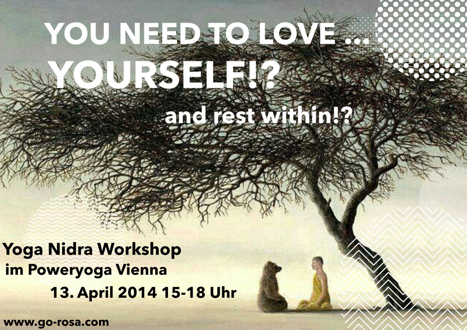 Yoga Nidra Workshop mit Regina Potocnik