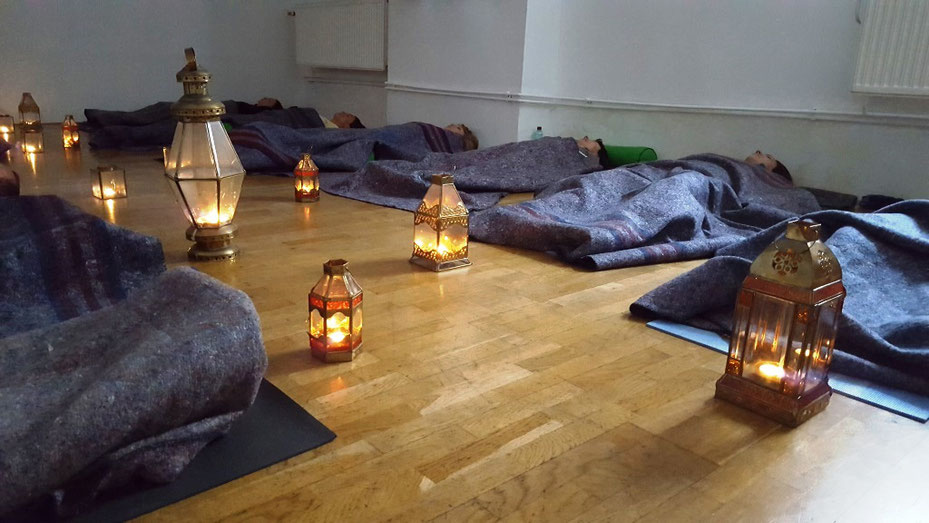 Yoga Nidra Workshop im Bali Yoga Wien