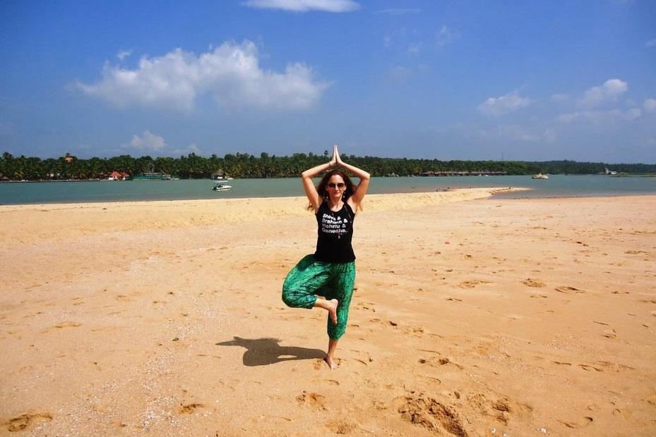 Yogaurlaub in Indien