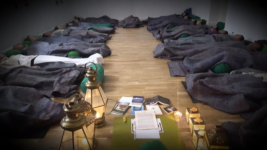 Yoga Nidra - Der Schlaf der Yogis
