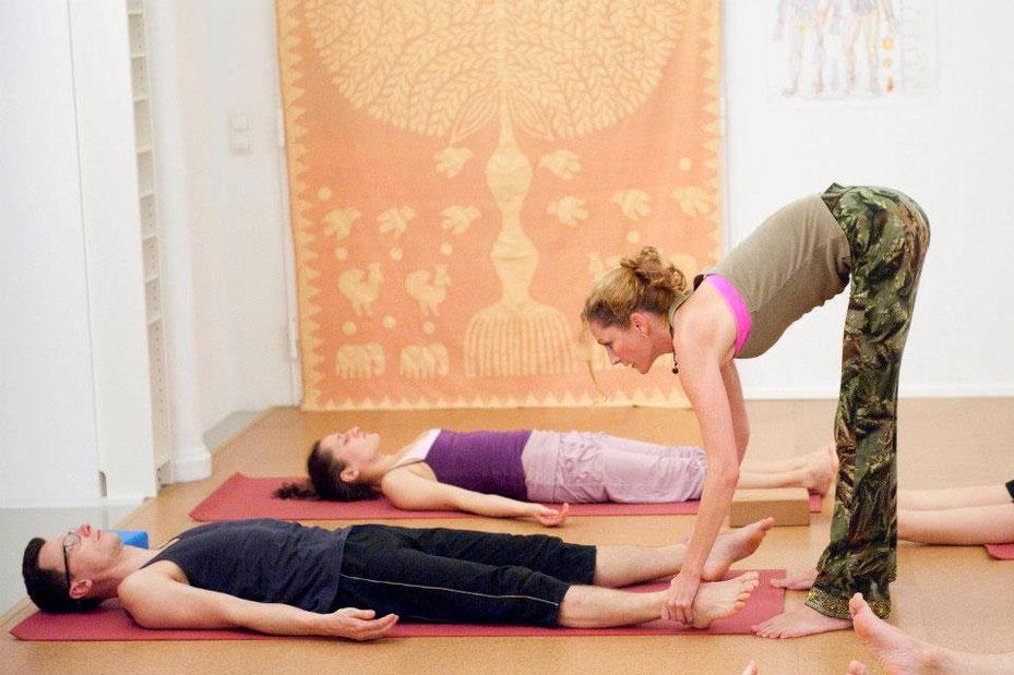Yoga Nidra - Heile Deinen Seelenkörper durch Entspannung Deiner Körperseele