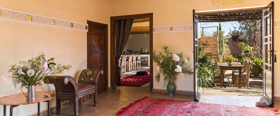 Akrich - unweit von Marrakesch