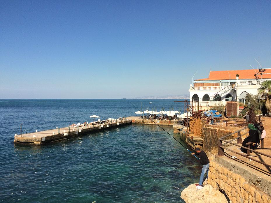 عين المريسة, لبنان