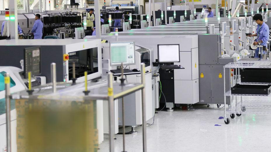 تزايد التوجه لاعتماد التصنيع الذكي من الجيل التالي بفضل إعداد وحدات إنتاجية نموذجية ومرنة في مصانع إريكسون حول العالم