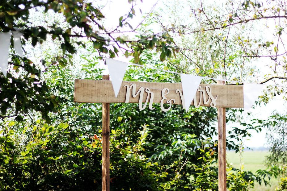 Hochzeitsdekorationsideen-Hochzeitsplanung