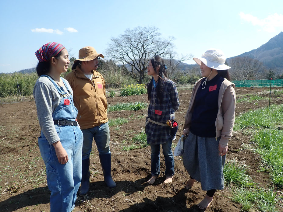 首都圏から日帰りの農業体験・野菜作り教室