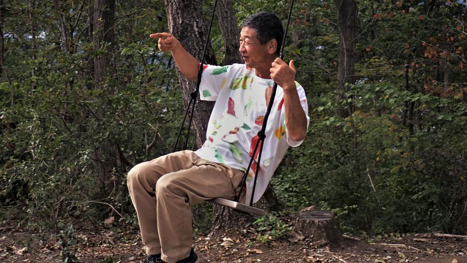 国分寺の講座で生徒さんに頂いた野菜Tシャツが「かわいすぎる!」と大評判。気を良くして夏のよそ行きはコレ。