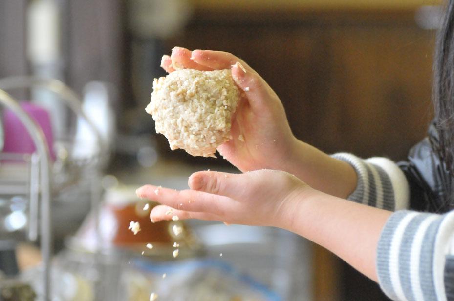 津久井在来大豆で味噌づくり