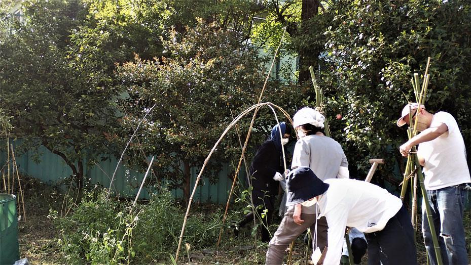 都心で自然農@世田谷ものづくり学校にて すどう農園