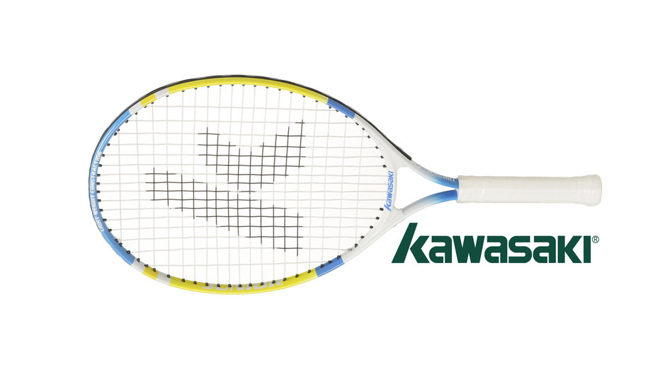 カワサキテニスラケット新発売!