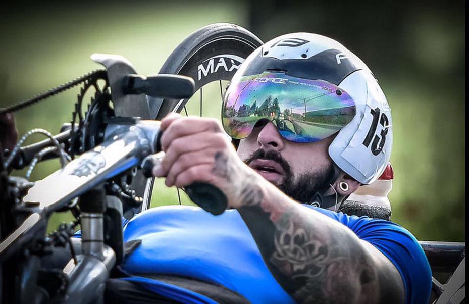 coupe de france handisport paracyclisme pres chambres d'hotes du haut anjou