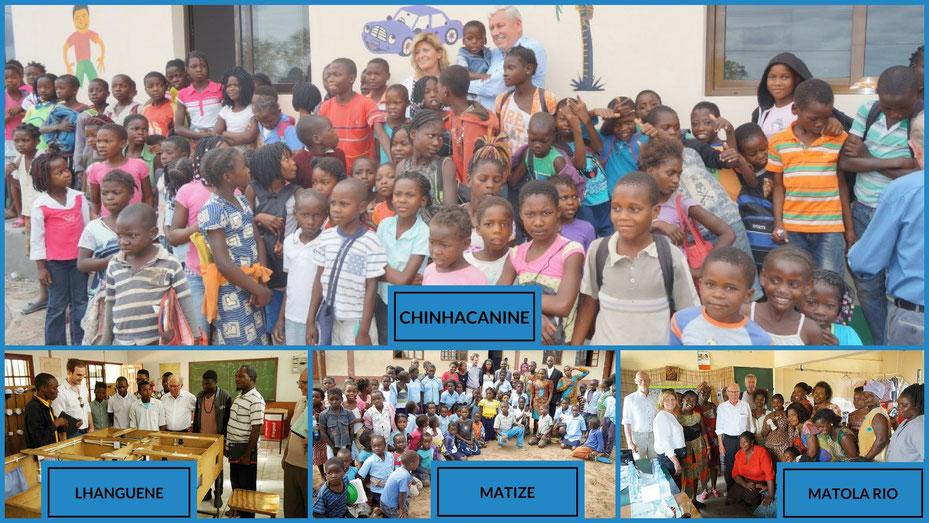 Schule in Mosambik helfen