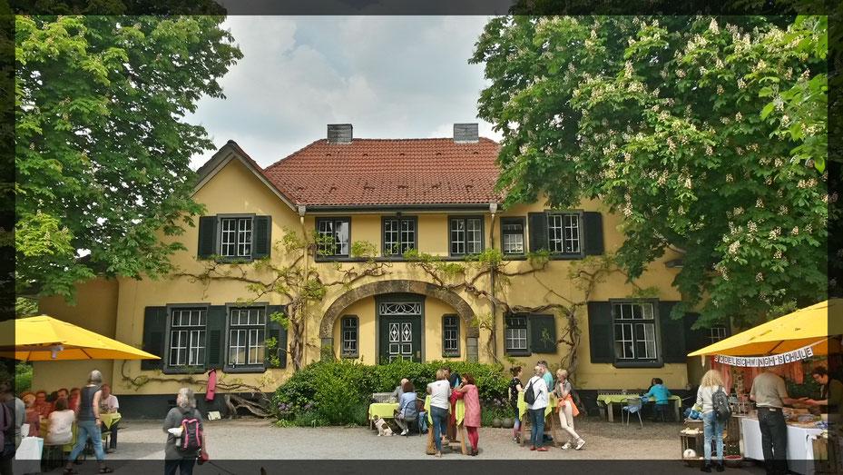 Der Heilmanshof, ein Kleinod am linken Niederrhein für Gartenliebhaber