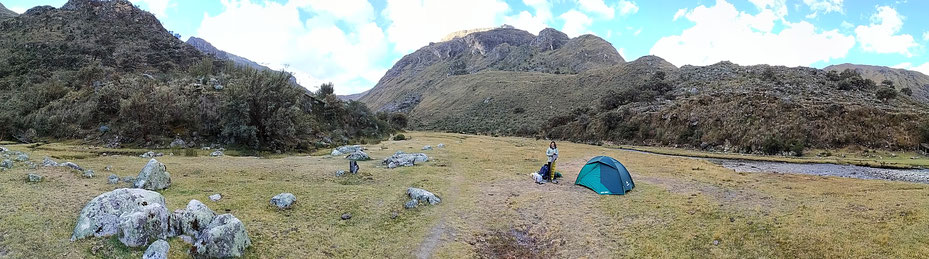 Trek de Santa Cruz, Huaraz, Pérou