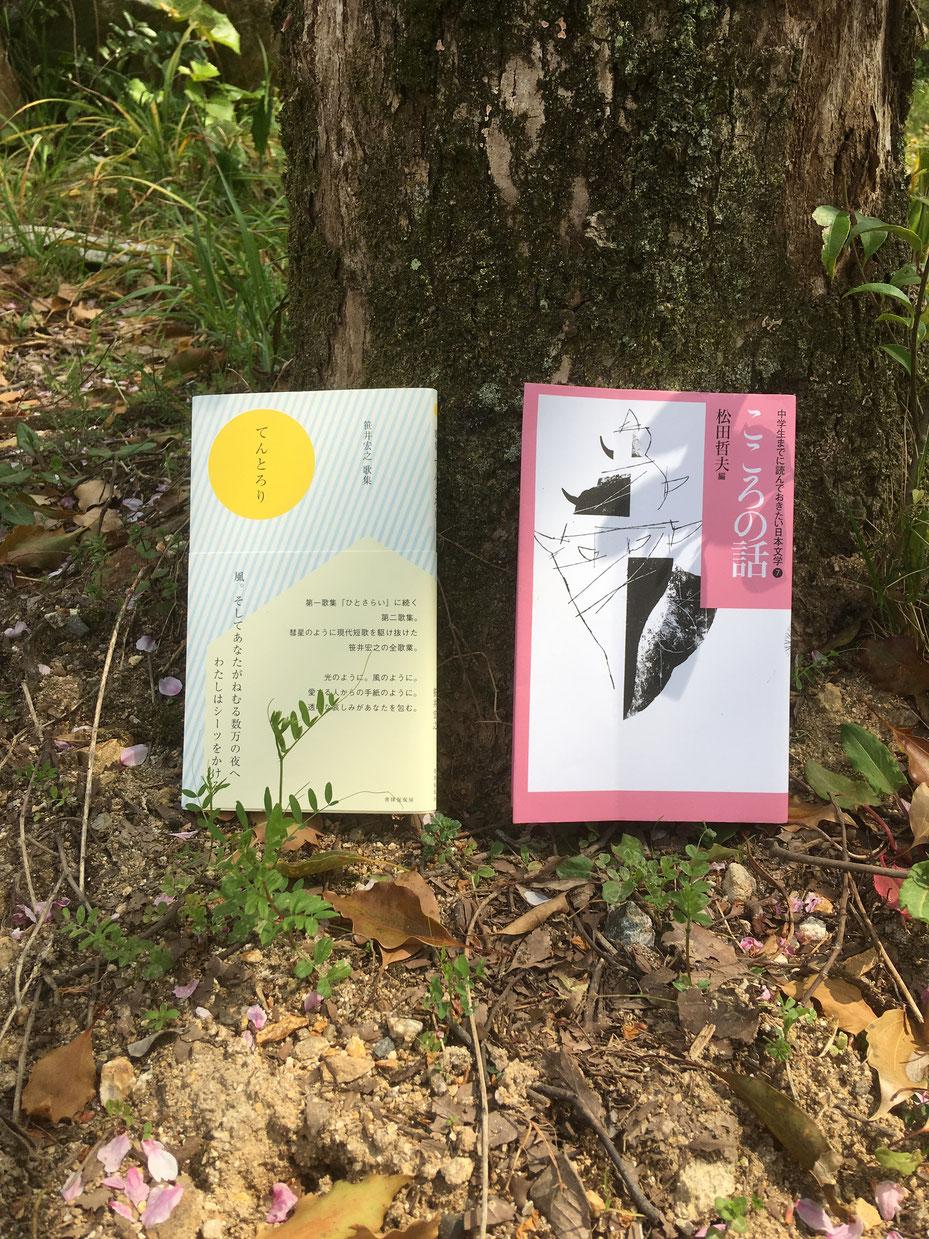 笹井宏之 てんとろり 中学生までに読んでおきたい日本文学 こころの話 幸田文 『髪』佐賀 金立公園 ほっこり本の会 ホームページ ブログ