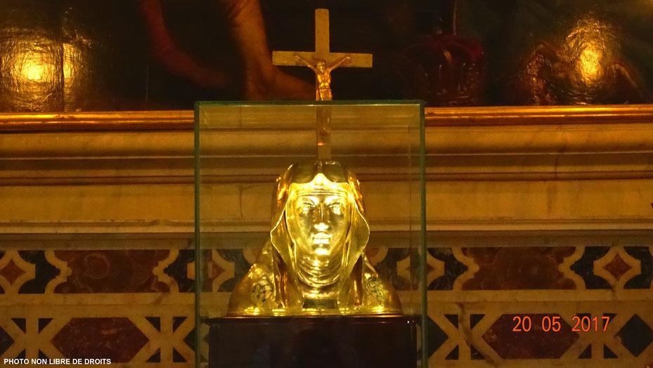 Mystère, Basilica di Santa Croce, Florence, photo non libre de droits