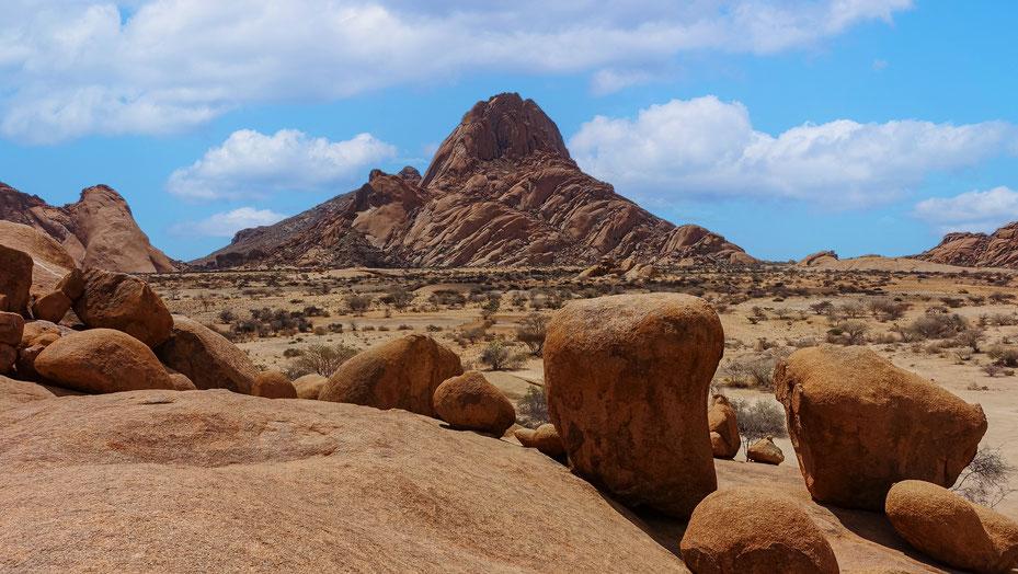 Spitzkoppe, Namibie, photo non libre de droits