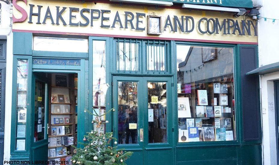 LA librairie, photo non libre de droits