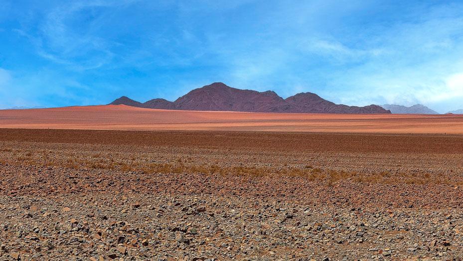 Apparition fantomatique, désert du Namib, photo non libre de droits