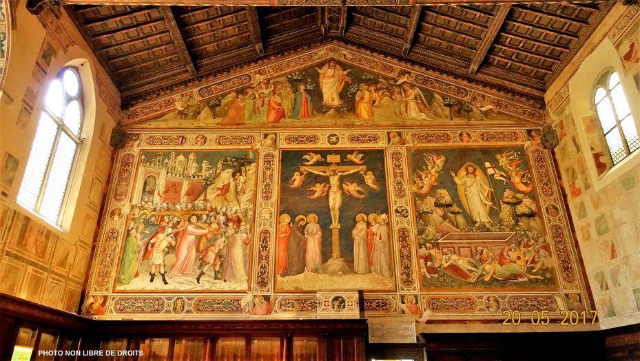 Museo dell'Opera di Santa Croce, Florence, photo non libre de droits