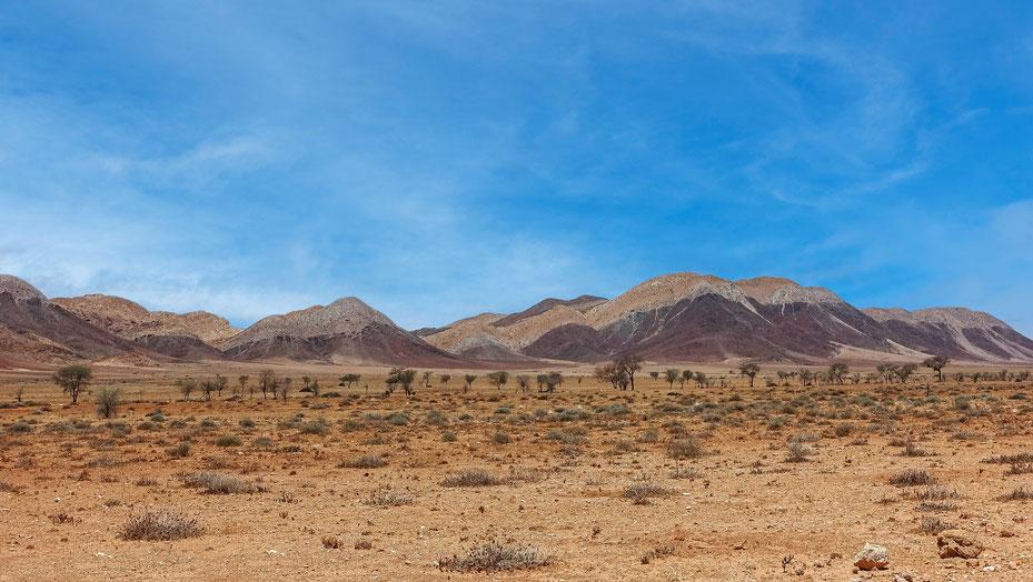 Silence dans le désert du Namib, photo non libre de droits
