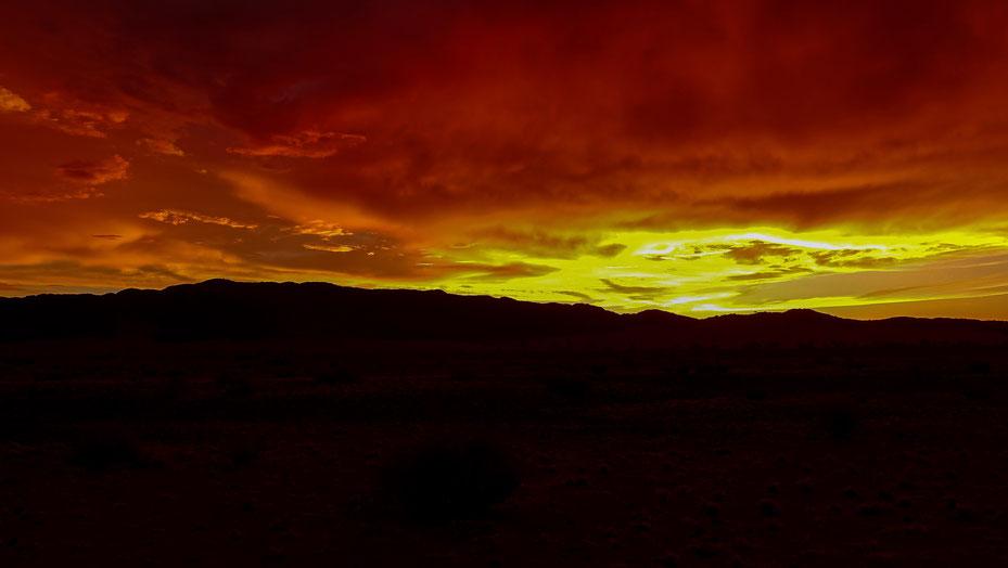 Paysage martien, Désert du Namib, photo non libre de droits