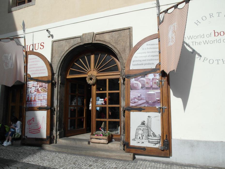 BOTANICUS in Prag