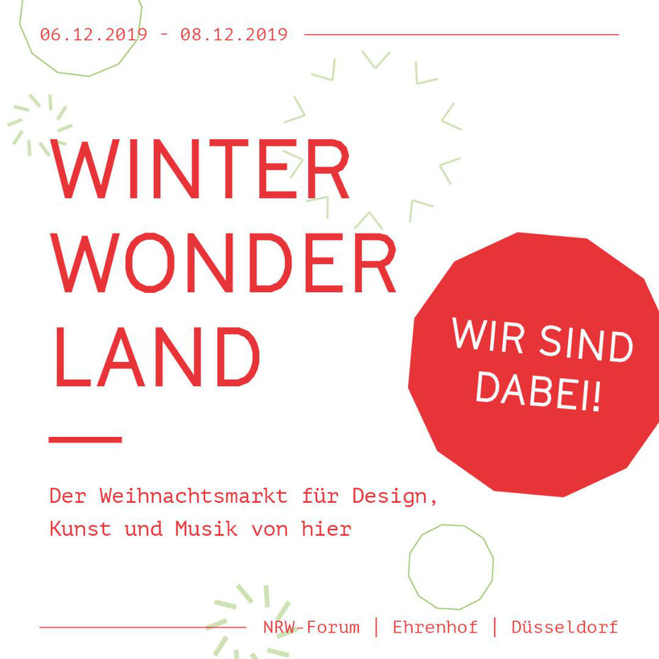 Winter Wonderland in Düsseldorf